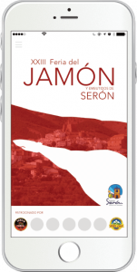 iPhone App Jamon Seron