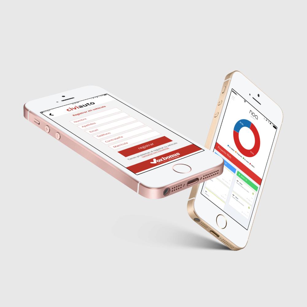 Aplicaciones Móviles (Apps)